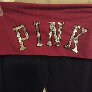 Victoria's Secrets PINK Yoga Pants
